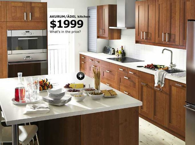 Adel kitchen for Adel kitchen cabinets