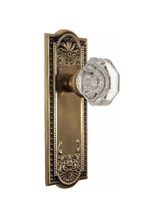 Vintage Hardware - This vintage hardware is a beautiful way to accent your home. Available in different finishes for your convenience. Constructed from forged brass and easy to install for the unique style that you're looking for.