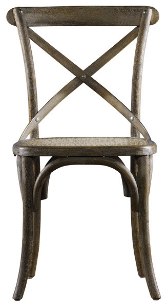 Farmhouse Side Chair traditional-dining-chairs