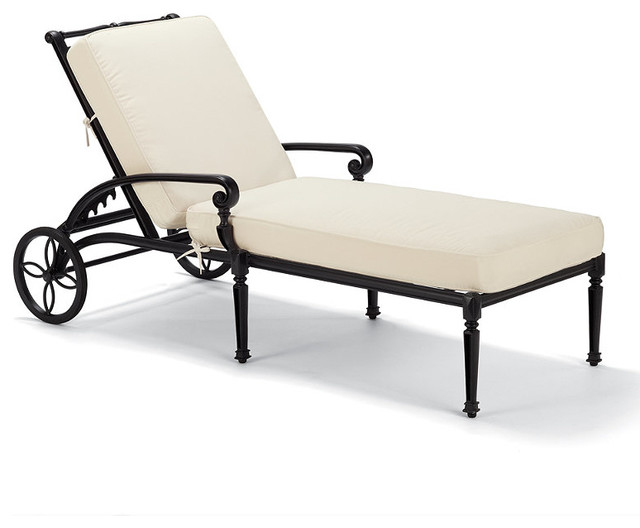 Carlisle chaise cover sand traditional indoor chaise for Chaise covers indoors