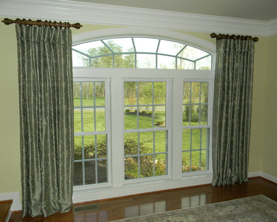 Recent residential drapery projects -