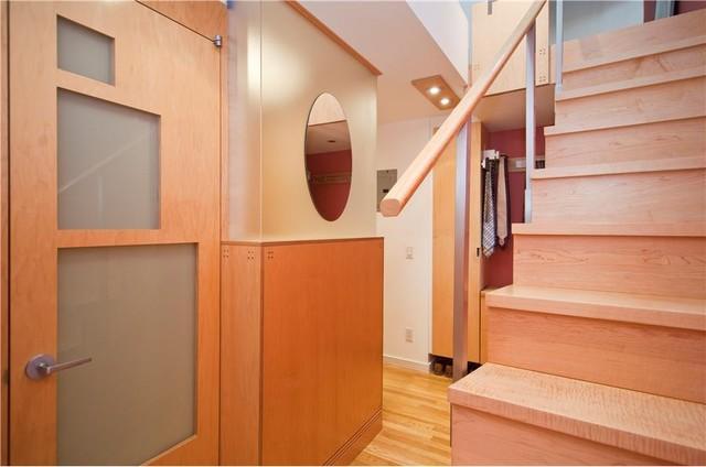Helmick Apartment contemporary