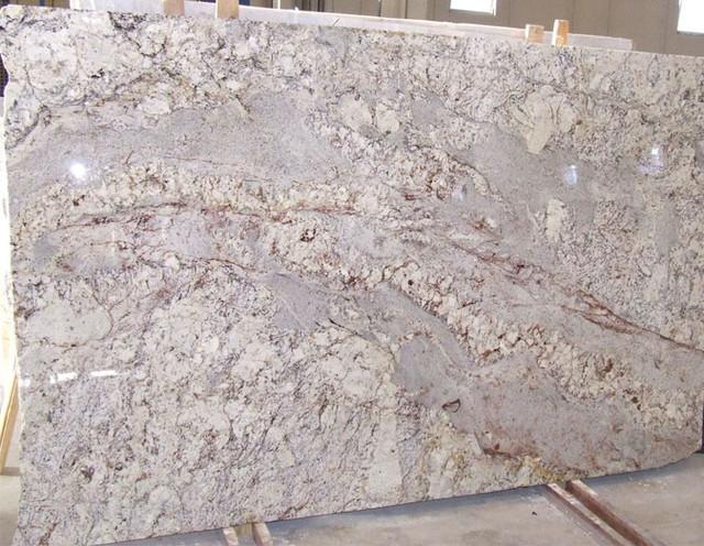 White Springs Granite Slab : White spring granite