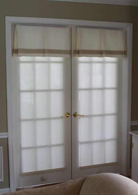 Draperies and Window Treatments traditional
