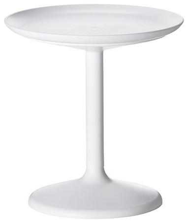Ikea PS Sandskär Tray Table, White modern-side-tables-and-end-tables