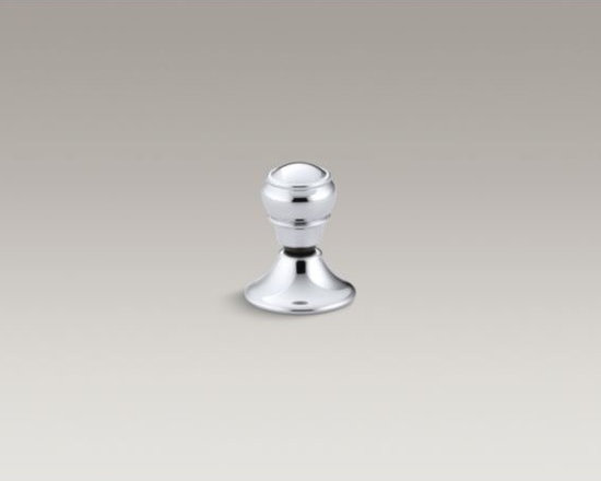 KOHLER - KOHLER Portrait(R) lift knob flush actuator for K-3826 - Complete your Portrait toilet with a lift knob flush actuator that echoes the classic lines and sophisticated design of the Portrait collection. This handle is custom-made for the K-3826 Portrait toilet.