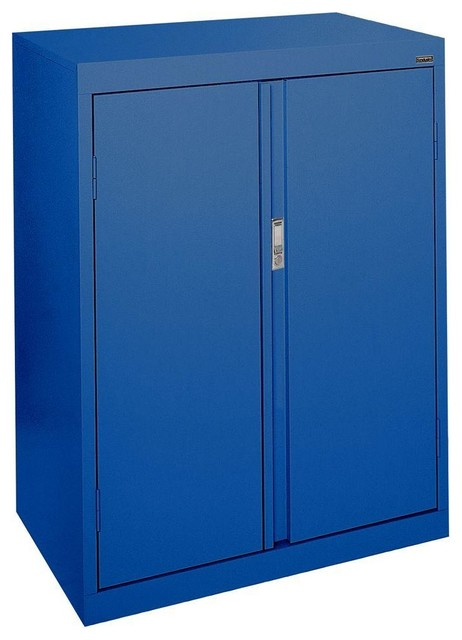Storage & File Cabinets: Sandusky Garage Cabinets System Series 30 in. W x 42 - Contemporary ...