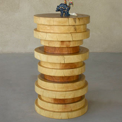 Stacked Side Table contemporary-side-tables-and-end-tables