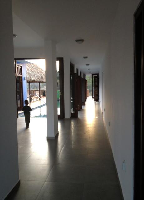 Family house Adelicia Resort contemporary-hall