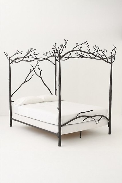 Forest Canopy Bed contemporary-beds