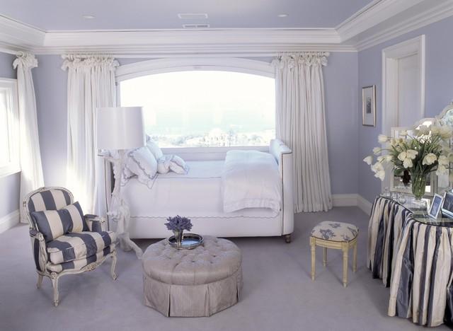 Iris traditional-bedroom