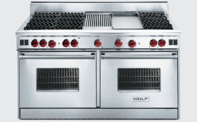 "60"" Wolf Gas Range gas-ranges-and-electric-ranges"