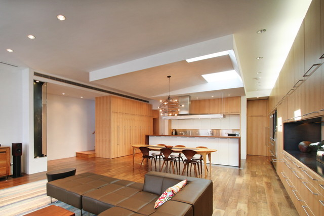 14th Street Communal Space Modern Dining Room Other