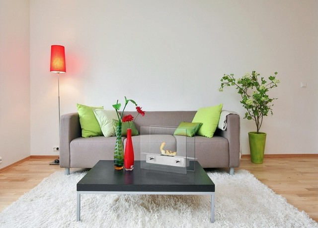 Tab Bio Ethanol Tabletop Fireplace contemporary-fireplaces