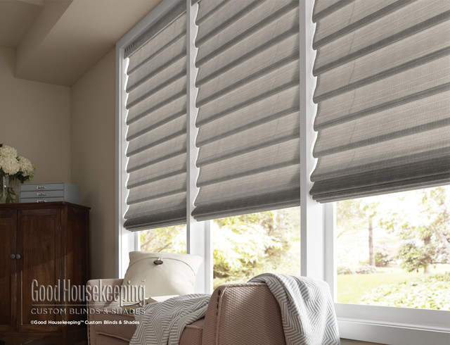Good housekeeping blinds and shades contemporary for Window shades for home