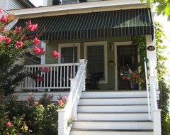 Covered Porches traditional exterior