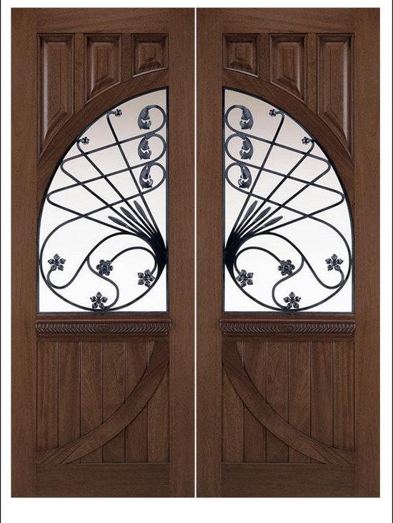 OLD WORLD ENTRY DOORS MODEL #  158 Murano -