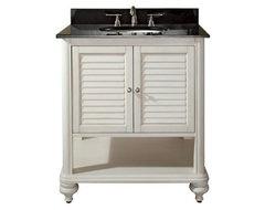 Avanity Vanity - TROPICA contemporary-bathroom-vanities-and-sink-consoles