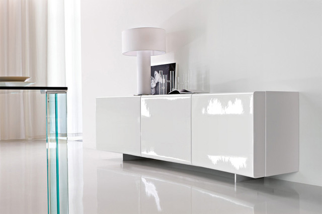 bay sideboard by cattelan italia modern buffets and. Black Bedroom Furniture Sets. Home Design Ideas