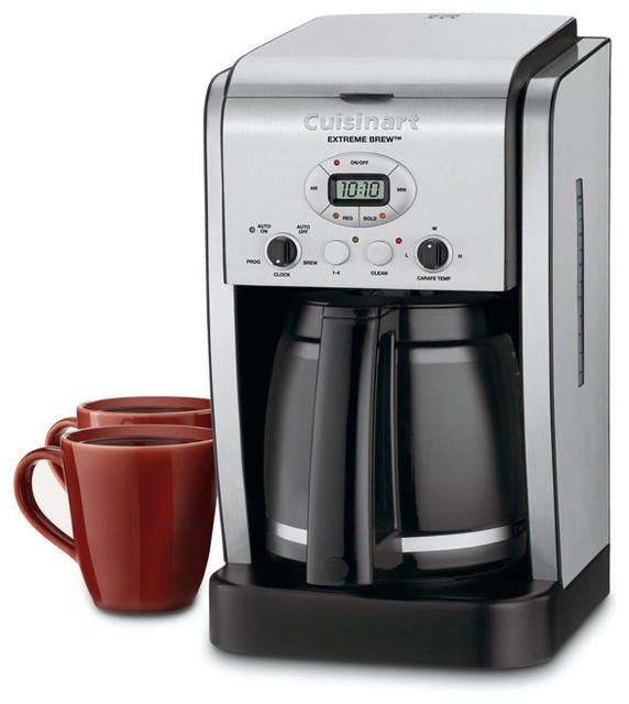 Cuisinart Extreme Brew 12 Cup Coffeemaker - Traditional ...