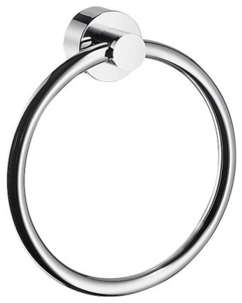 hansgrohe axor uno towel ring 41521000. Black Bedroom Furniture Sets. Home Design Ideas