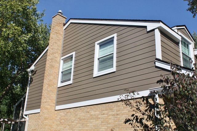 Timber Bark James Hardie Fiber Cement Plank Siding
