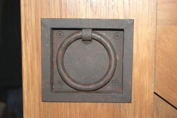 Katonah Barn Door Pull - Traditional - Cabinet And Drawer Handle Pulls - louisville - by Horse ...