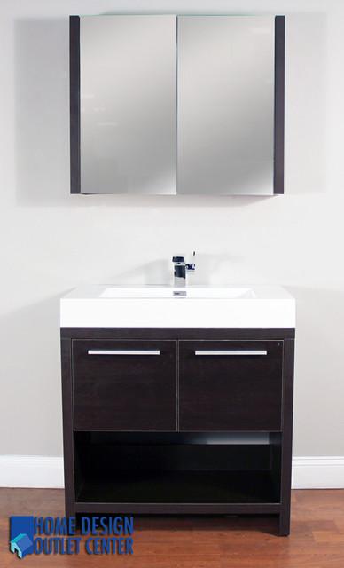 Virginia Showroom contemporary-bathroom-vanities-and-sink-consoles