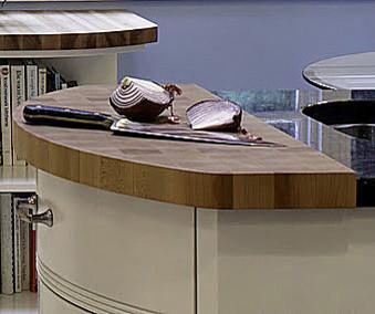 Wood Countertop traditional-kitchen-countertops