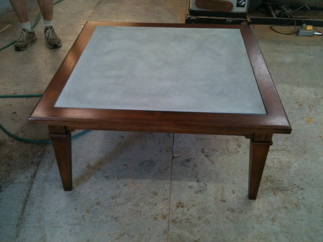 Custom Furniture Designs craftsman-coffee-tables