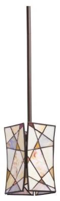 Kichler Shazam 65359 Mini Pendant - 5 in. - Olde Bronze modern-ceiling-lighting