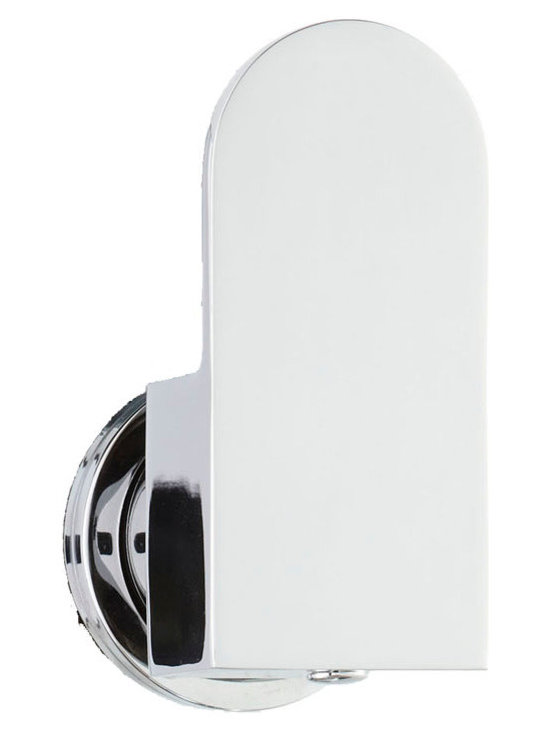 Hudson Reed - Hudson Reed Embrace Flow Control Handle - Embrace shower valve handle to control the flow of the water.