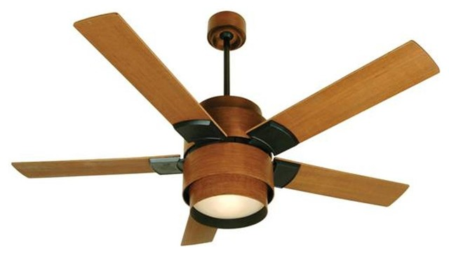The Wright Modern Ceiling Fan - 2 Finishes ceiling-fans