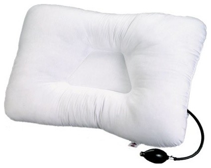 air core adjustable pillow neck pillow inflatable air