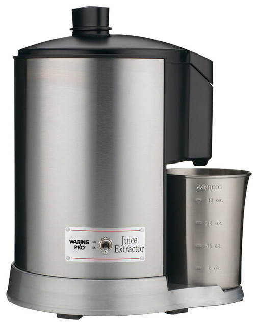 Waring Pro Professional 32 oz. Juice Extractor contemporary-juicers