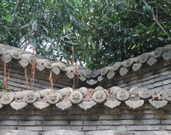Green Antiques - Chinese Antique Architectural Pieces - Projects asian-patio