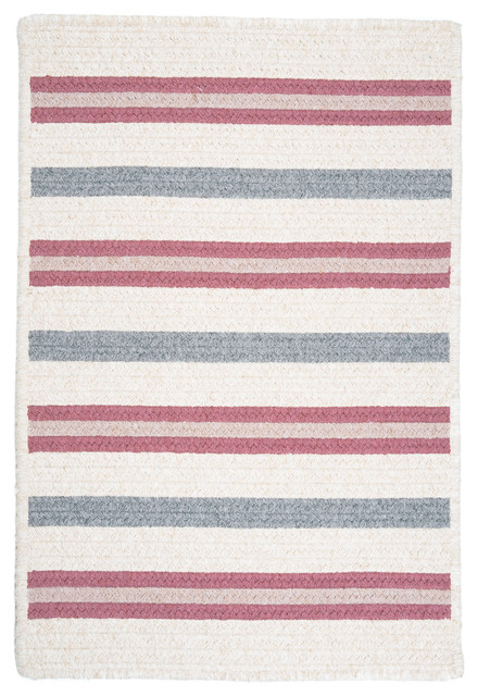 Allure, Mauveberry Rug, 3'X5' contemporary-rugs