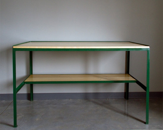 The Apprenticeship Industrial Factory Work Table -