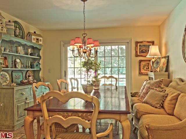Dining room french country renovation woodland hills ca for French country dining room