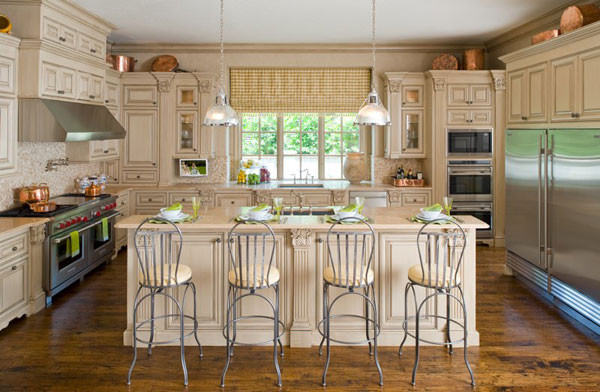 NORMANDY | kitchen traditional-kitchen
