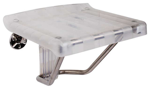 Folding Shower Seat Plastic Modern Shower Benches Seats By Builderdepot Inc