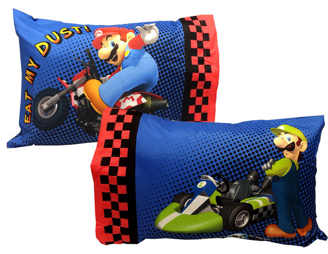 Image Result For Super Mario Bros Comforter Set Queen