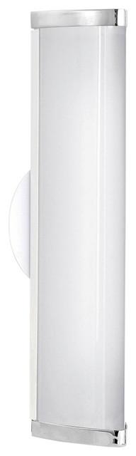 Eglo Gita 1 90526A - Bath & Vanity Wall Sconce contemporary-bathroom-lighting-and-vanity-lighting