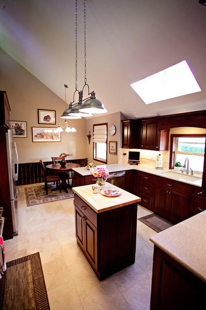 Allen Kitchen traditional-kitchen