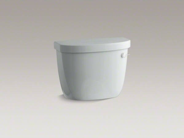 KOHLER Cimarron(R) 1.28 gpf high efficiency toilet tank with AquaPiston(R) flush contemporary-toilets