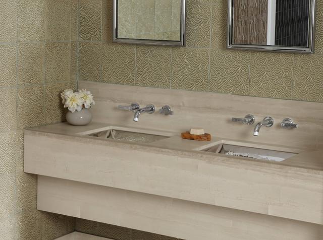 Bacifiore Undercounter Basin Modern Bathroom Sinks