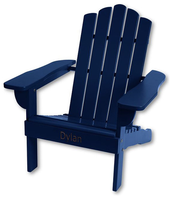 Kids Adirondack Chair  outdoor chairs