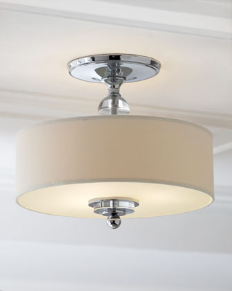 Simplistic Ceiling Fixture - traditional - ceiling lighting - - by ...
