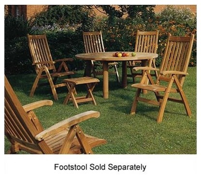 Drummond 5 Piece Dining Set contemporary-patio-furniture-and-outdoor-furniture