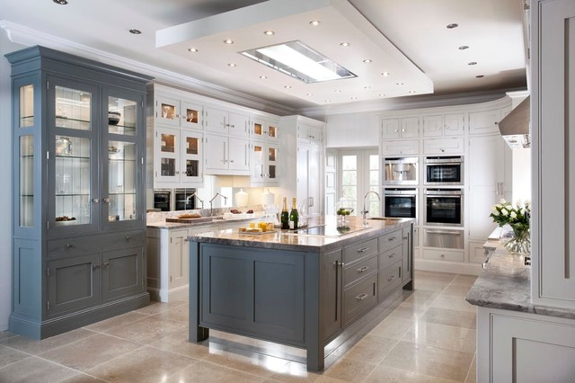 Contemporary Elegant Design Modern Kitchen Cabinetry